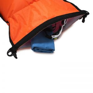 Puffin Billy Drybag Tow Float inside
