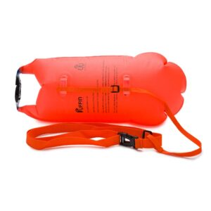 Underside of the Billy Eco15 Recycled Drybag Float