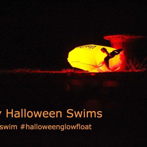 Halloween Glow Tow Float