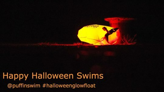 Halloween Glow Tow Float
