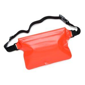 Puffin Waterproof Waist Pouch rear