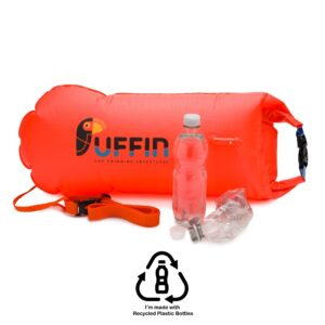 Billy Eco25 eco friendly drybag float with plastic bottles