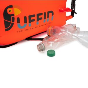 Puffin Billy Drybag made with Recycled Bottles