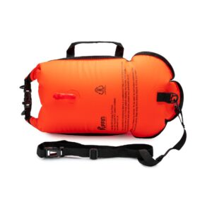 Puffin R20 Recycled Drybag Tow Float back