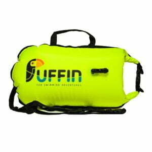 front of R20 recycled Drybag float